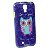 Owl, Galaxy 4 Phone Case