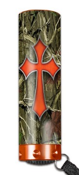 Camo Cross Flashlight