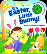 It's Easter, Little Bunny! Boardbook with Sound