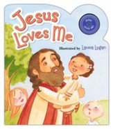 Jesus Loves Me Boardbook with Sound