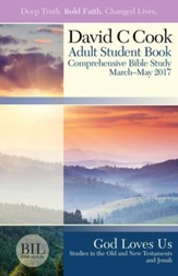 Bible-in-Life Adult Comprehensive Bible Study Student Book, Spring 2016