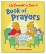 The Berenstain Bears Book of Prayers Board Book