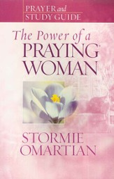 The Power of a Praying Woman Prayer and Study Guide - Slightly Imperfect