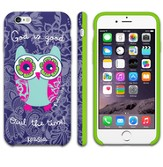 God Is Good, Owl iPhone 6 Case