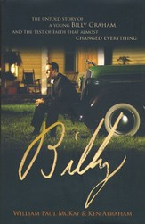 Billy: The Untold Story of a Young Billy Graham and the Test of Faith that Almost Changed Everything - Slightly Imperfect
