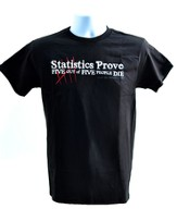 Statistics Prove Shirt, Black, Medium