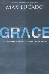 Grace: More Than We Deserve, Greater Than We Imagine Autograph Copy