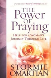 The Power of Praying: Help for a Woman's Journey Through Life (slightly imperfect)