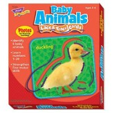 Baby Animals Lace, Trace 'n Play