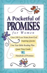A Pocket Full of Promises for Women