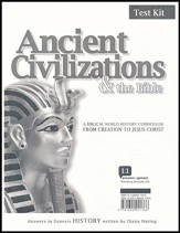Ancient Civilizations & the Bible: Test Kit