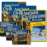 Ancient Civilizations & the Bible: Full Family Curriculum Pack