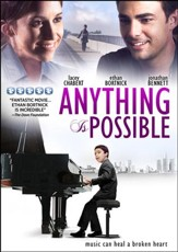 Anything Is Possible, DVD
