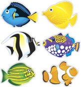 Fish Mini Classic Accents Variety Pack