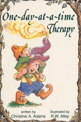 One Day At A Time Therapy: Elf Help Book