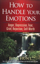 How to Handle Your Emotions: Anger, Depression, Fear, Grief, Rejection, Self-Worth - Slightly Imperfect