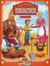 Gold Rush VBS Lip-Smackin' Snacks Guide