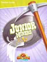 Gold Rush VBS Junior Teacher Guide  - Slightly Imperfect