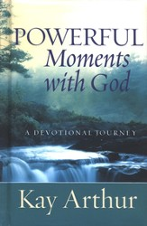 Powerful Moments with God: A Devotional Journey  - Slightly Imperfect