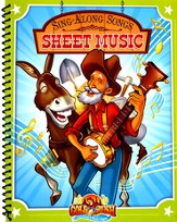 Gold Rush VBS Sheet Music