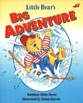 Little Bear's Big Adventure, Little Bear Series #1