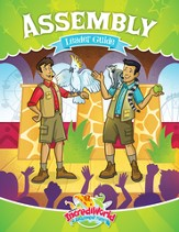 IncrediWorld Amazement Park Assembly Guide (includes 1 Assembly CD-ROM)