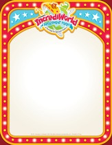 IncrediWorld Amazement Park VBS Promotional Fliers (Pack of 10)