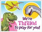 IncrediWorld Amazement Park Praying for You Postcards (Pack of 40)