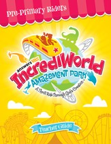 IncrediWorld Amazement Park Pre-Primary Teacher Guide (Ages 4-6)