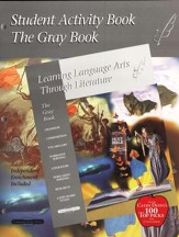 Learning Language Arts Through Literature, Grade 8, Activity Gray