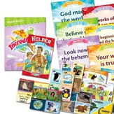 IncrediWorld Amazement Park VBS Toddler Teacher Resource Pack (NKJV Version)