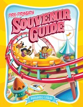 IncrediWorld Amazement Park VBS Pre-Primary Student Guides (KJV Version; Ages 4-6; Pack of 10)