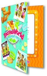 IncrediWorld Amazement Park VBS Photo Frames (Pack of 10)