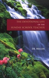 Devotional Life of a Sunday School Teacher