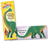 IncrediWorld Amazement Park VBS Behemoth Bookmarks  (KJV Version; Pack of 10)