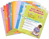 First & Second Grade EXTRA Take Home Sheets (1 Student) Year 1 Quarter 1
