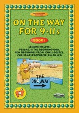 On The Way for 9-11s, Book 1