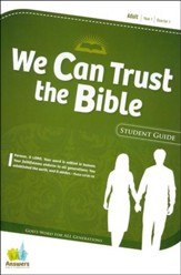 Answers Bible Curriculum Year 1 Quarter 1 Adult Student Guide