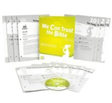 Answers Bible Curriculum Year 1 Quarter 1 Pre-K & Kindergarten Teacher Kit