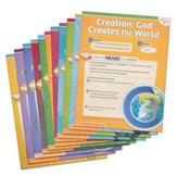 Answers Bible Curriculum Year 1 Quarter 2 Grades 5 & 6 Extra Take Home Sheets (1 Student)