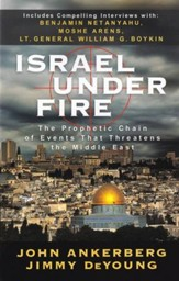 Israel Under Fire: The Prophetic Chain of Events That Threatens the Middle East - Slightly Imperfect