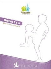 Answers Bible Curriculum: God Is Faithful Grades 5 & 6 Teacher's Kit Year 1 Quarter 3