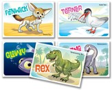 IncrediWorld Amazement Park VBS Incredibles Collectible Cards (Pack of 50; 10 of Each)