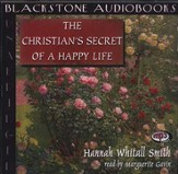 The Christian's Secret of a Happy Life                    - Audiobook on MP3 CD-ROM