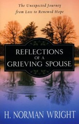 Reflections of a Grieving Spouse: The Unexpected   Journey from Loss to Renewed Hope - Slightly Imperfect