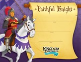 Kingdom Chronicles Certificates of Completion (pack of 10)