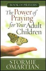 The Power of Praying for Your Adult Children Book of Prayers - Slightly Imperfect