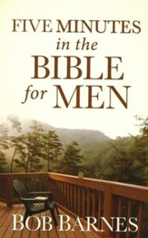 Five Minutes in the Bible for Men - Slightly Imperfect