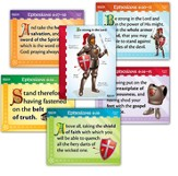 Pre-Primary Memory Verse Posters, pack of 6