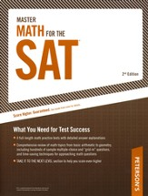 Master Math for the SAT, Second Edition